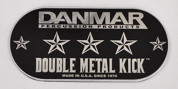 Danmer – Double Metal Kick